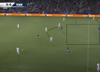 LA Galaxy's Slow Start- tactical analysis