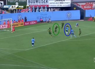 Major League Soccer 2019: New York City VS Portland Timbers - tactical analysis - tactics