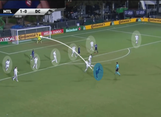 MLS is Back Tournament: Montreal Impact vs DC United - tactical analysis tactics