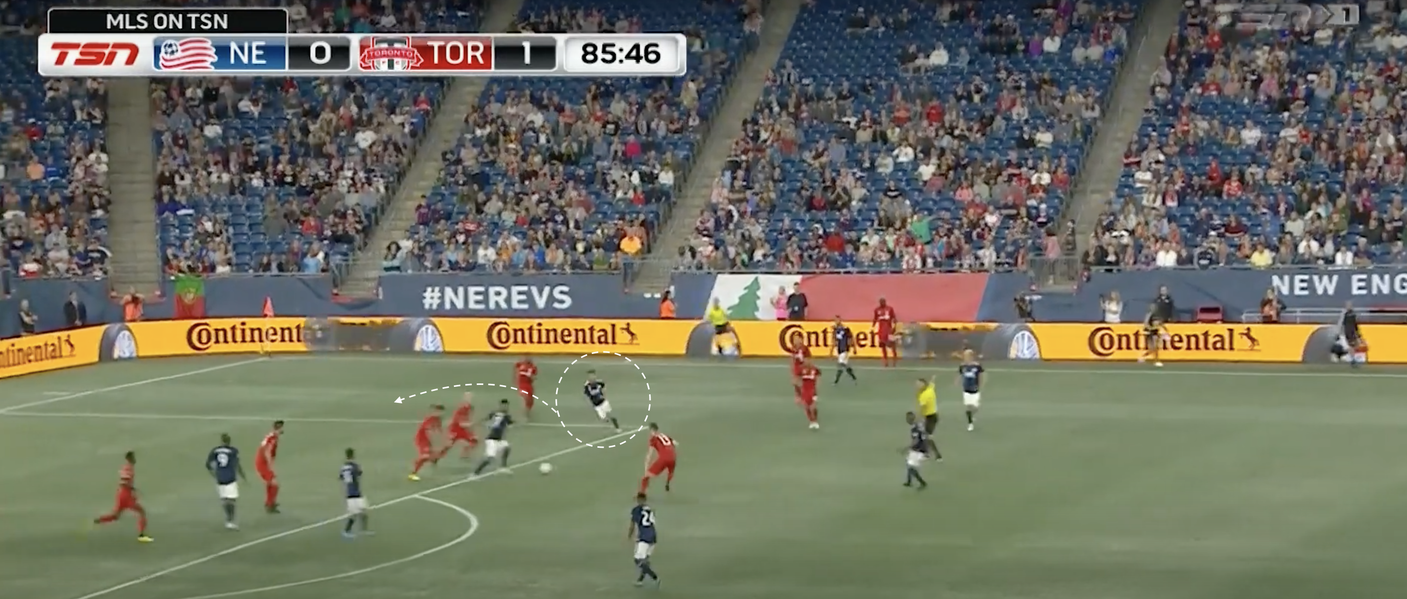 MLS is Back Tournament: Toronto FC and New England Revolution- tactical preview