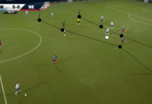 MLS is Back Tournament: Philadelphia Union vs New England Revolution - tactical analysis - tactics