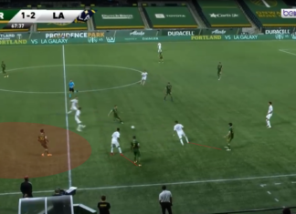 Giovanni Savarese at Portland Timbers 2020 - tactical analysis tactics
