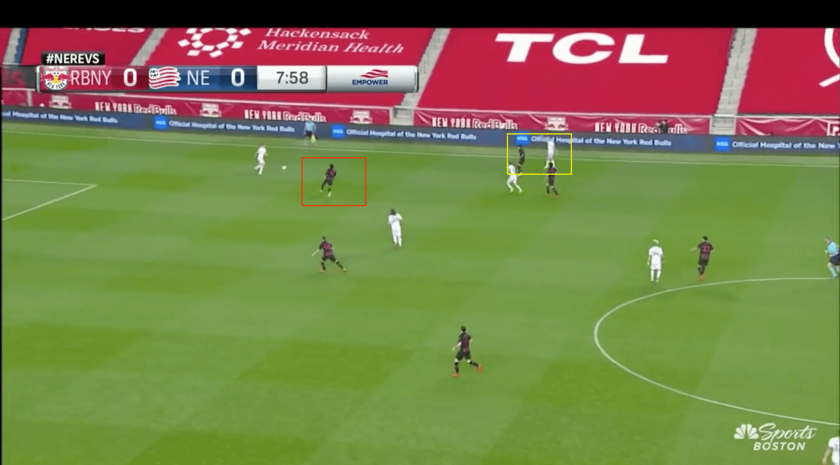 MLS 2020: New York Red Bulls vs. New England Revolution - tactical analysis tactics