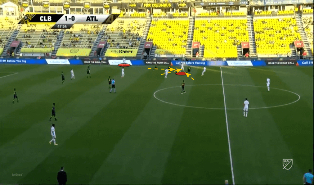 MLS 2020: Columbus Crew vs Atlanta United - tactical analysis tactics